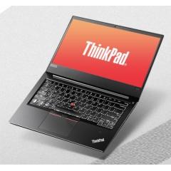 联想ThinkPad E480 20KNA00CCD14英寸轻薄便携 独显办公商务 学生笔记本电脑分期免息手提
